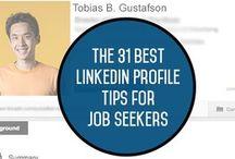Job Search  / by Kristina Klausser