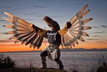 Tlingit Indian / by Angela Welcome