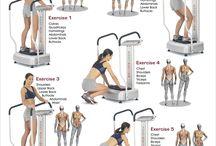 Workouts / by Claudin van Rensburg