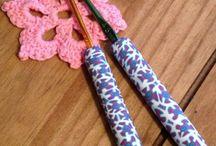 Crafty things I love / by Tammy-Rosemoon Gahr