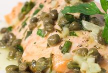 Seafood Ideas / by Cindi Whittaker