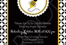 Invitation inspiration / by Christy Shults