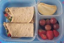 kids lunch ideas / by Elaine Meador