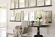 Mirrors in Design / by Eheart Interior Solutions