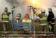 firefighting / by Martha Parsons