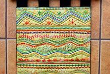 Stupendous Stitching.... / by Viola Larranaga