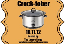 Crock pot / by Billie Calderwood