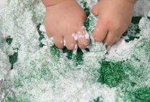Sensory Activities / by Sheryl @ Teaching 2 and 3 Year Olds