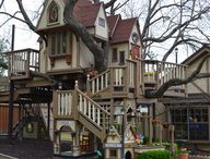 Tree Houses! / by Lisa Allen Lambert