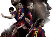 FC Barcelona: Mes Que Un Club / by Trisha Velarmino