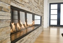Modern Fireplace / by Wolfe Design House