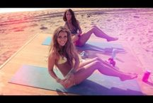 Summer Fitness / Inspiration and workouts / by Kira @ Her New Leaf