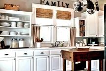 kitchens / by Amanda McAlpine