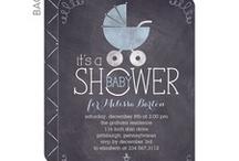 Brunch Baby Shower Ideas / by Angela Meek