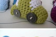 Crochet / by Abbie Kerbis