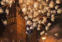 """Fiery FIREWORKS / """"Sparkling glitter way up high, fireworks light up the sky.""""  ~ Author Unknown / by Marlene Cotter"""