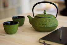 Tea Metabolism Boosting Foods / by SkinnyFox Detox