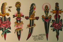 Tattoos / by Jessica Brown