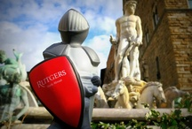Study Abroad / Interested in studying abroad or other international programs? Rutgers offers more than 65 programs in over 30 countries / by Rutgers University Undergraduate Admissions