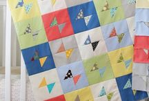 Sewing Quilts / by Sarah Willett