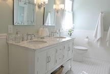 Bathroom Ideas / by Leigh Anne, YourHomebasedMom