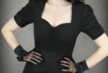 Fashion - Black and other pretty colors / by Esther Wagner