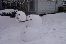 Snowmen / by The Pattern Hutch