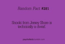 FUN FACT!! / by Emily Downing