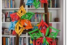 Crafty ideas christmas / by Sarah Richardson