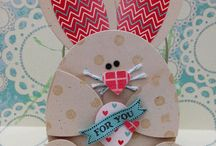 EASTER CARD & CRAFTING IDEAS / Easter card and crafting ideas! / by Barbara Charles