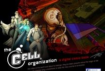 "My Graphic Novel: CELL / by José Miguel ""Mike"" López Sánchez-Armas"