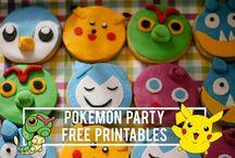 Pokemon Party Ideas / by Thien-Kim Lam
