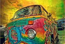 VW's - Any which way / by Donna Hochhalter-Rapske