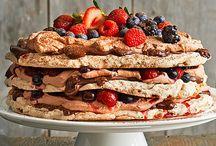 desserts / by Terri Lattimer