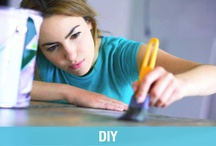 DIY / Get the Skinny on these fabulous DIY projects. / by Skinny Mom - Healthy Living for Women