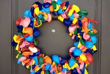 Wreaths / by Vickie Hamann-Goldstein