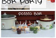 Party ideas / by Stephanie Dunn Norrick