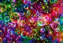 Bubbles bubbles bubbles / by Kitty ^.''.^