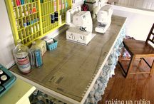 HOBBY: Sewing and quilting / by Kristina Johnson