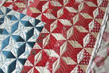Flag Quilts / by Patricia Belyea
