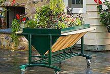 Gardening and Outdoor design s / by Maureen Montoya
