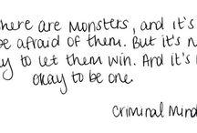 Criminal Minds  / by Stephanie Packtor