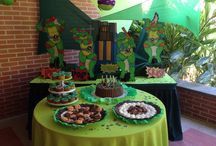 Piñata 1 año / Ideas para fiesta  / by Billi D