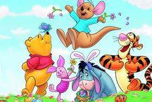 Hundred Acre Woods / by Dawn Geschwandner