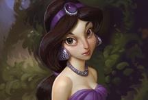 Disney  / by Rachael Wood