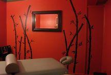 Massage Room Ideas / by Jennifer Shimeld