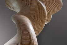wood sculpture ideas / by Cody Sollenberger