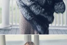 Fur / by Sabra Ryan