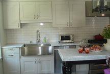 Kitchen ideas / by Lillian Brady