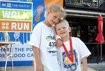 Be The Match Walk+Run / Join a community transplanting hope at a Be The Match Walk+Run  / by Be The Match